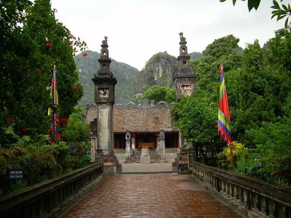 hoa lu ancient