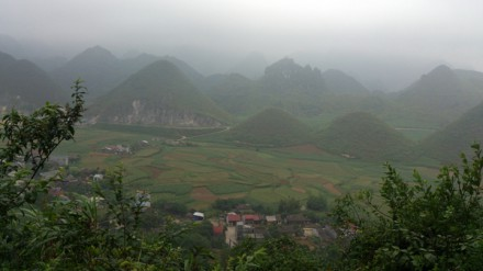 ha giang moutain