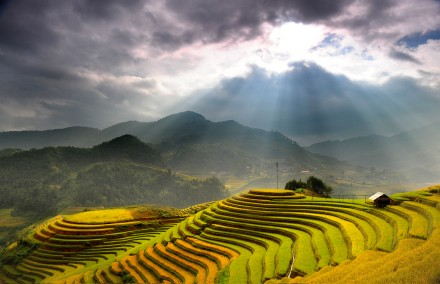 La Pan Tan in Mu Cang Chai