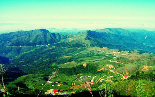 Mau Son Mountain – From: Datviet.com