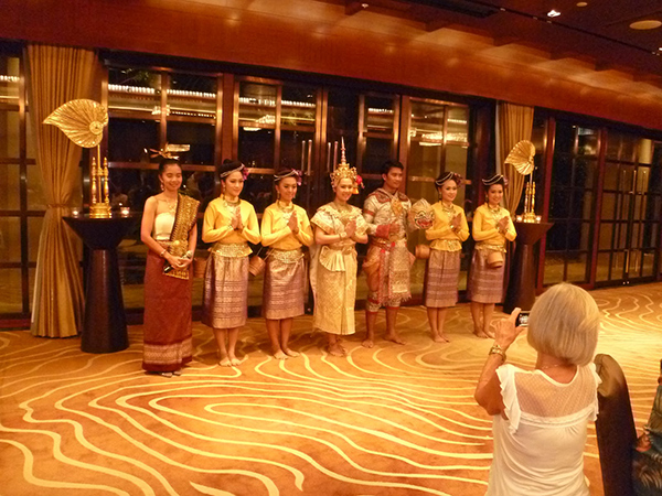 classical music and dances thailand