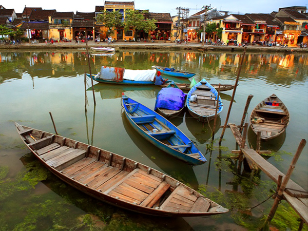 beautiful hoi an vietnam