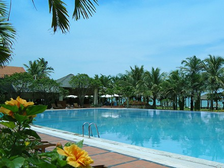 Sun spa resort