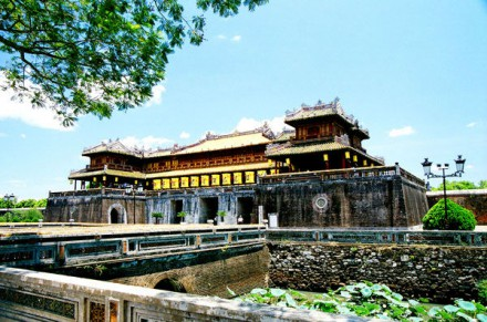 hue ancient city