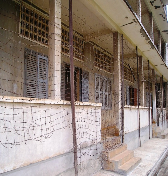 Toul Sleng Genocide Museum 2