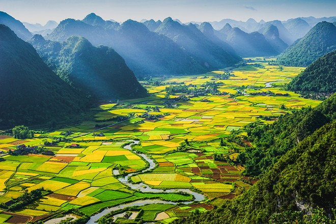 Travel Northern Vietnam Bac Son Valley