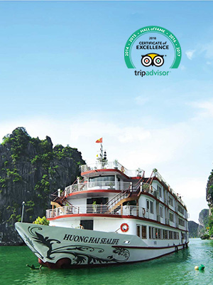 Huong-Hai-Sealife-Cruise-overview