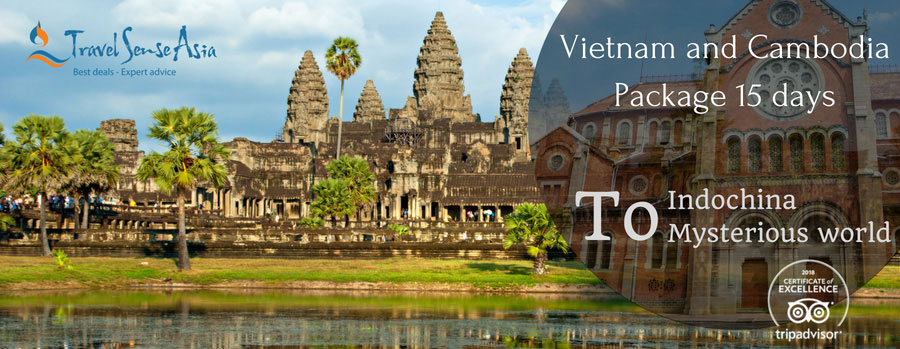 vietnam and cambodia package 15 days