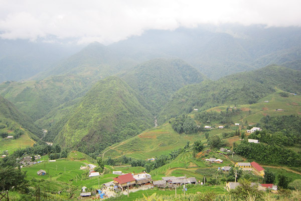 7 day itinerary north vietnam
