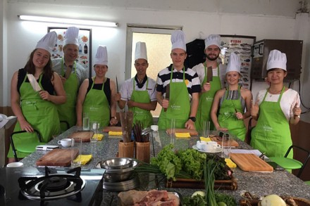 Cooking Class in Hanoi - ho chi minh city(2)