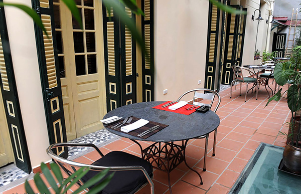 Restaurants in Hanoi (4)