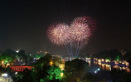 hanoi new year eve
