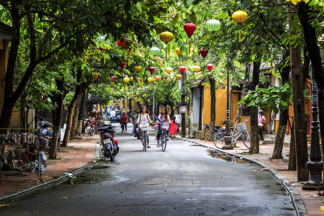 hoi an cycle