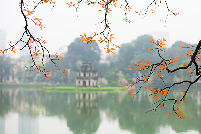 hanoi vietnam 14 days UNESCO site