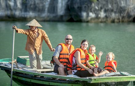Traveling with kids majestic Vietnam family tour with a beach vacation